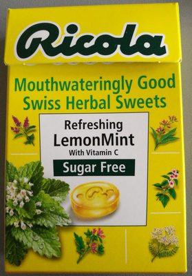 Refreshing LemonMint - Product