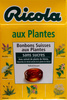 Ricola aux Plantes - Producto