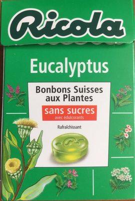 Bonbons Eucalyptus - Product - fr