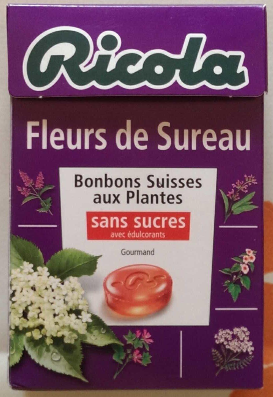 Bonbons Fleurs de sureau - Product