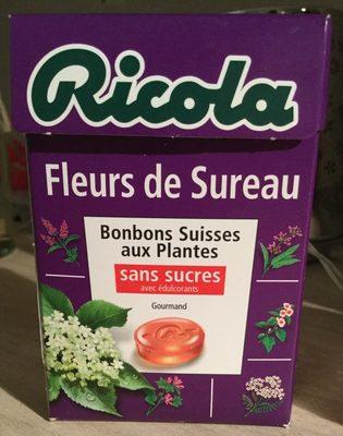 Bonbons Fleurs de sureau - Produit - fr