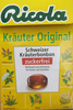 Ricola Kräuter Original - Produit