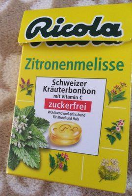 Zitronenmelisse - Product