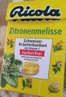Zitronenmelisse - Produit