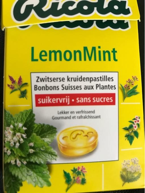 Lemon Mint - Product - fr