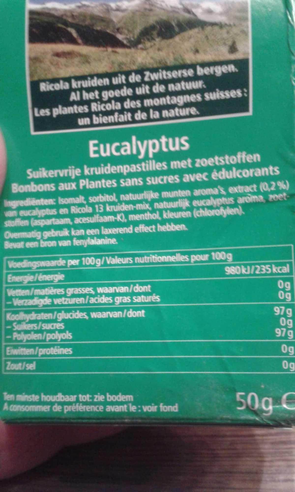 Eucalyptus - Product - fr