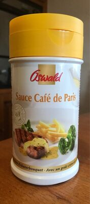 Sauce cafe de paris - Product - fr