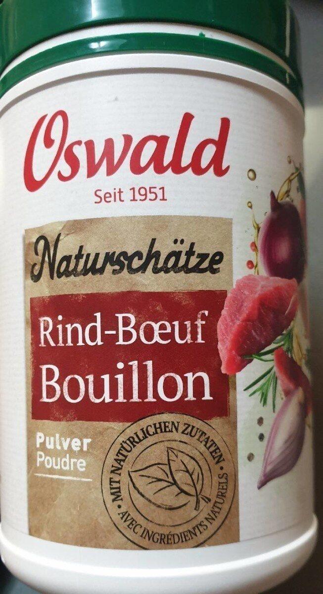 Bouillon bœuf - Produit - fr