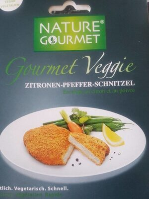 Gourmet Veggie schnitzel - Prodotto - fr
