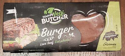 HappyVegi Burger - Prodotto - fr