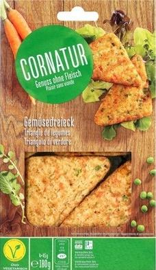 Triangles de légumes - Product