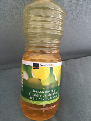 Weisswinessig - Product