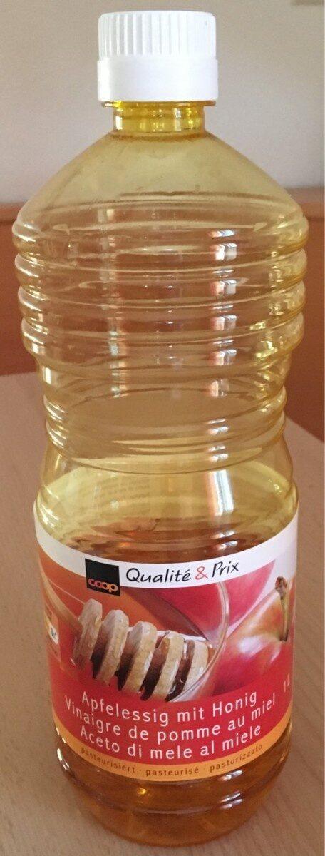 Vinaigre de pomme au miel - Produit - fr