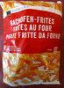 Frites au four - Produkt