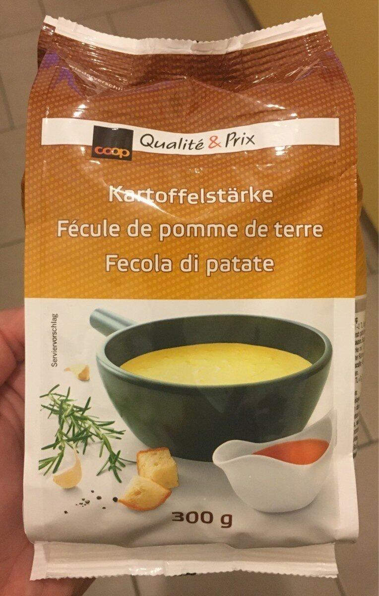 Coop Kartoffelstärke - Produit - fr