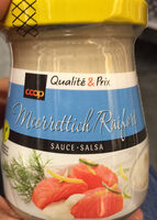Raifort Sauce - Product - fr