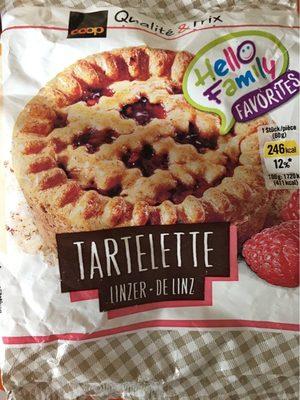 Tartelette de Linz - Produit - fr