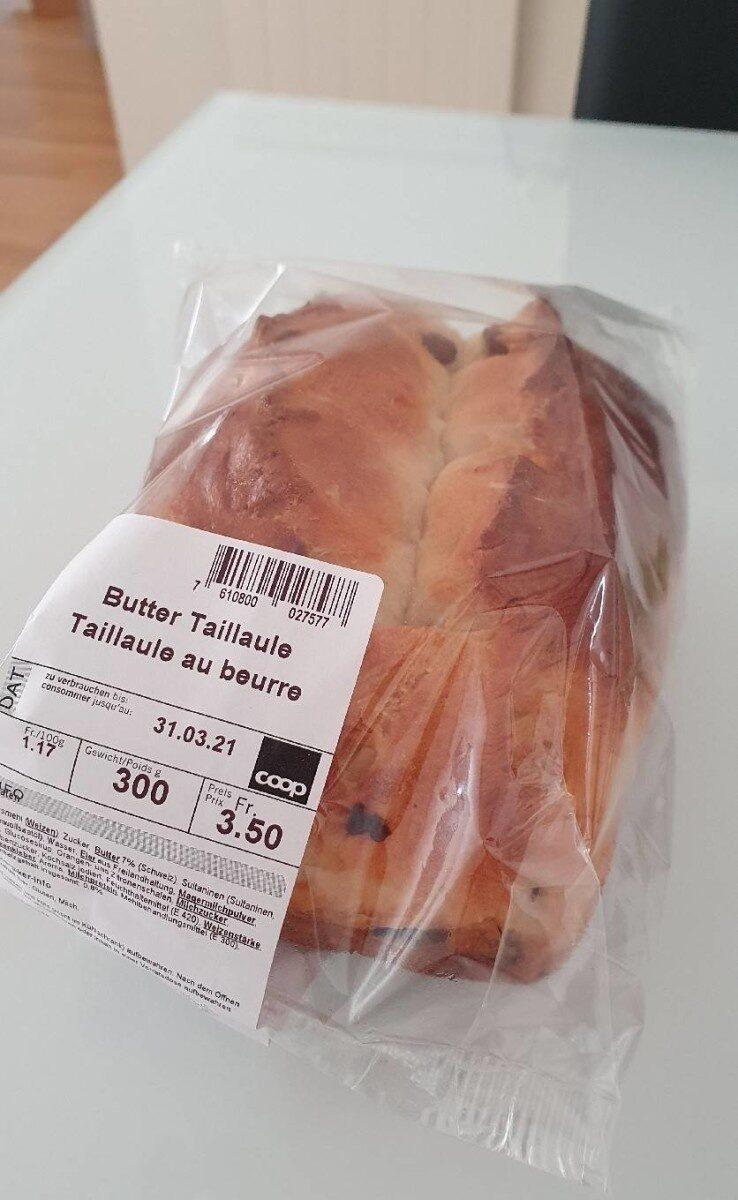 Taillaule au beurre - Prodotto - fr