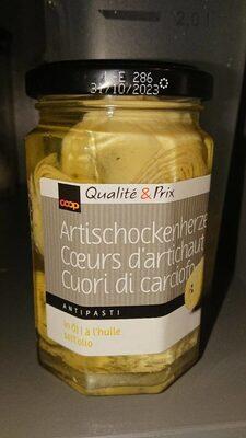 Cœur d'artichaut - Informazioni nutrizionali - fr