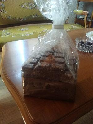 Chocolat Halba aux noisettes - Product - fr