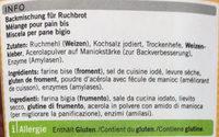 Pain Bis - Inhaltsstoffe
