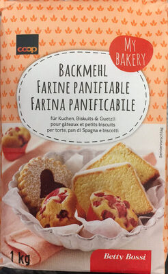 Farine Panifiable - Product - fr