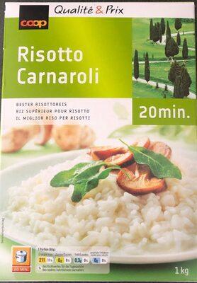 Risotto Carnoli - Produit