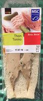 Tonno Betty Bossi Sandwich gami d'un produit à base de listao - Produit - fr