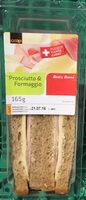 Prosciutto & Fromaggio Betty Bossi - Product