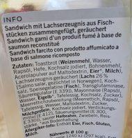Saumon - Ingredients - fr