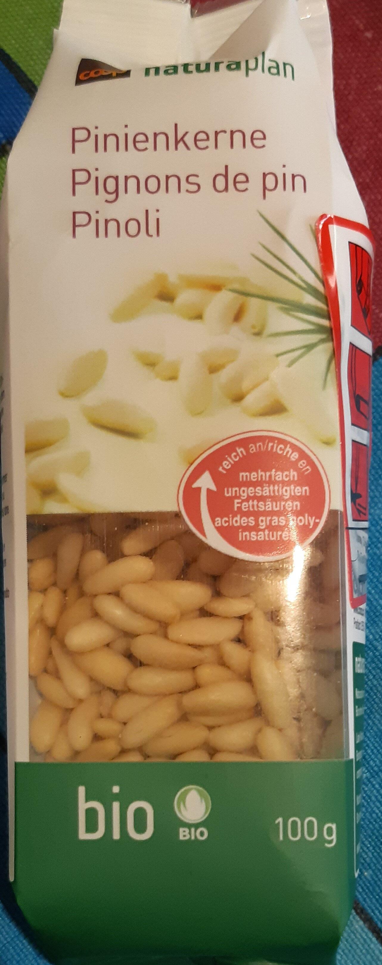 Pignons de pin - Product - fr
