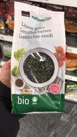 Linsen grün - Prodotto - fr