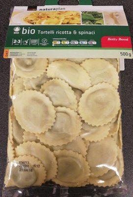 Bio Tortelli Ricotta & Spinaci - Produkt