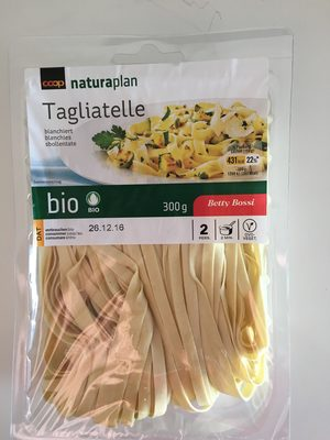 Tagliatelles fraîches - 1