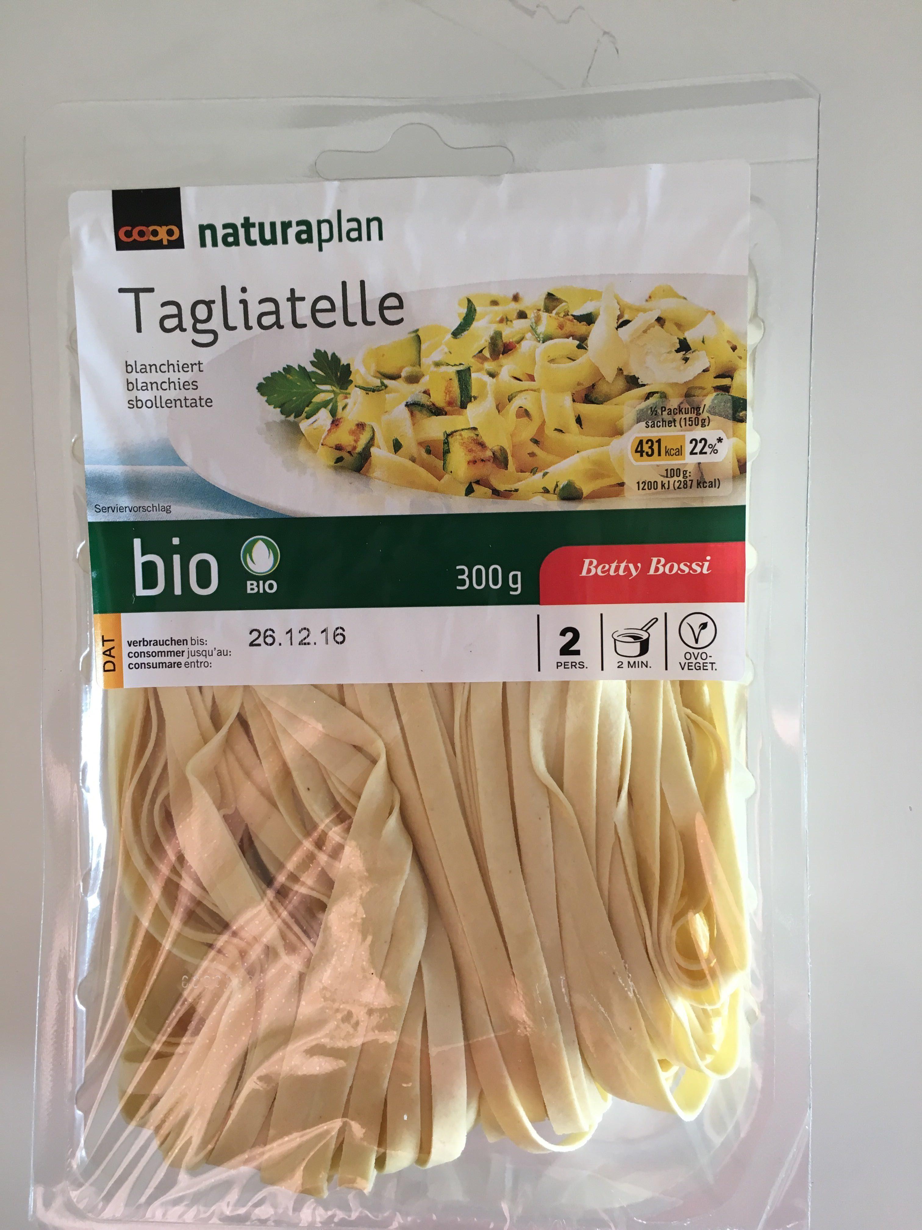 Tagliatelles fraîches - Prodotto - fr