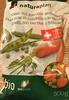Petits pois et rondelles de carottes - Product