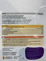 Saumon fumé scotland - Nutrition facts