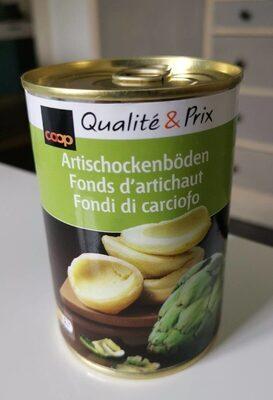 Fonds d'artichaut - Produit - fr