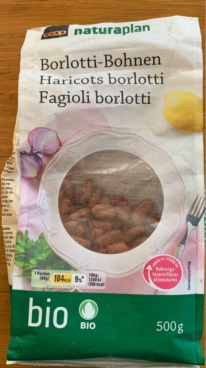 Haricot borlotti - 产品 - fr