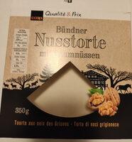 Bündner Nusstorte, Baumnuss - Prodotto - fr