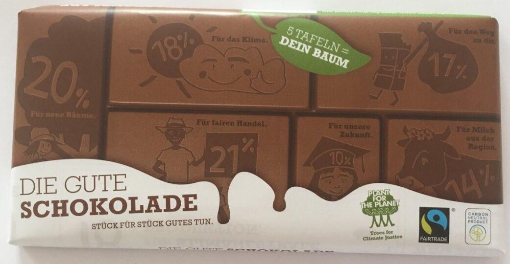 Die Gute Schokolade - Product - de