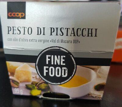 Pesto de pistaches - Product
