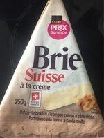 Brie Suisse à la crème - Produit - fr