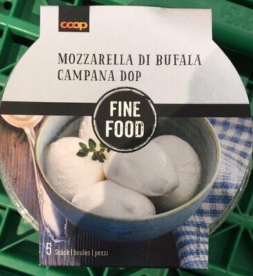Mozzarella di Bufala - Prodotto - de
