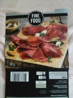 Viande des Grisons aux herbes - Prodotto - fr