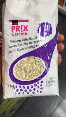 Flocons d'avoine complète - Product