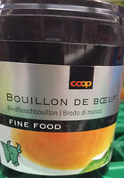 Bouillon de boeuf - Prodotto - fr