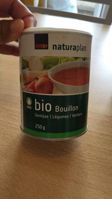 Bouillon de légumes bio - Product - fr
