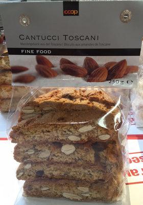 Cantucci Toscani - Fine food - Product - fr