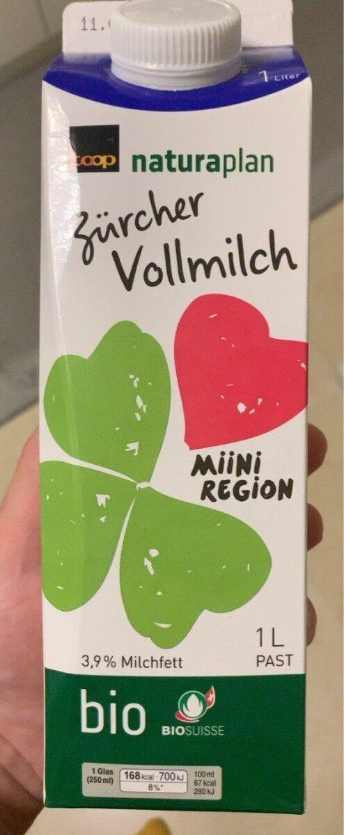 Zürcher Vollmilch - Prodotto - de